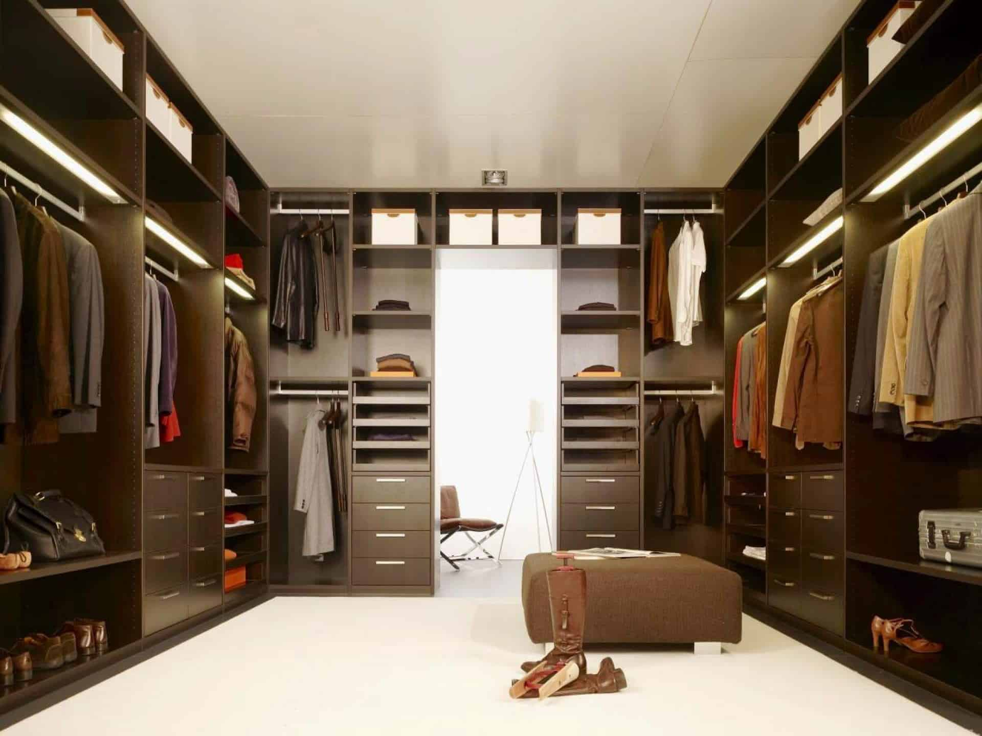 Walk in Closet  Wardrobe Systems Guide  Gentlemans Gazette