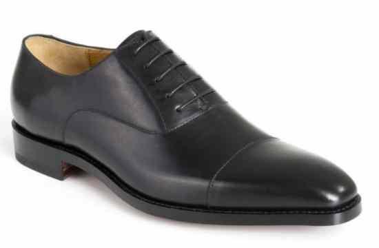 Pediwear Collection Black Cap Toe Oxford - True Budget Oxford at 109.50 GBP.