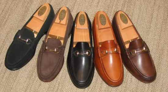 The Gucci Horsebit Loafer