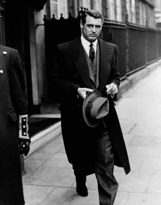 Cary Grant Rarely Wore Hats