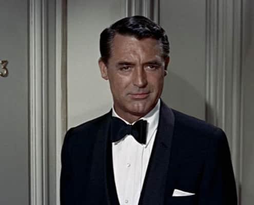 Cary Grant in a Shawl Tuxedo