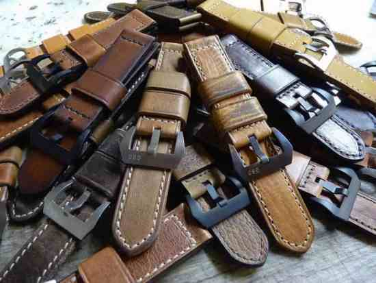 Greg Stevens watch straps