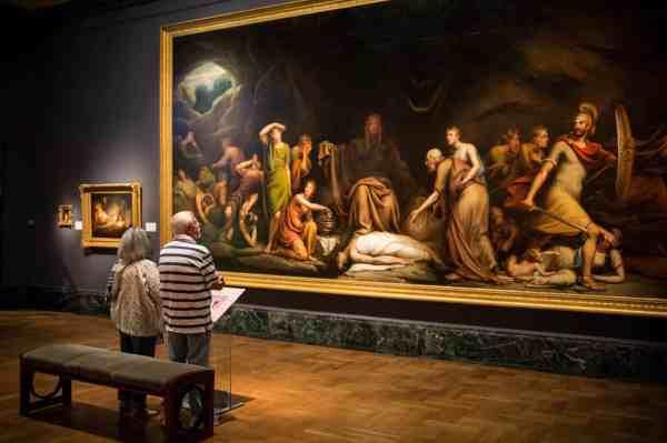 Detroit Art Institute Paintings