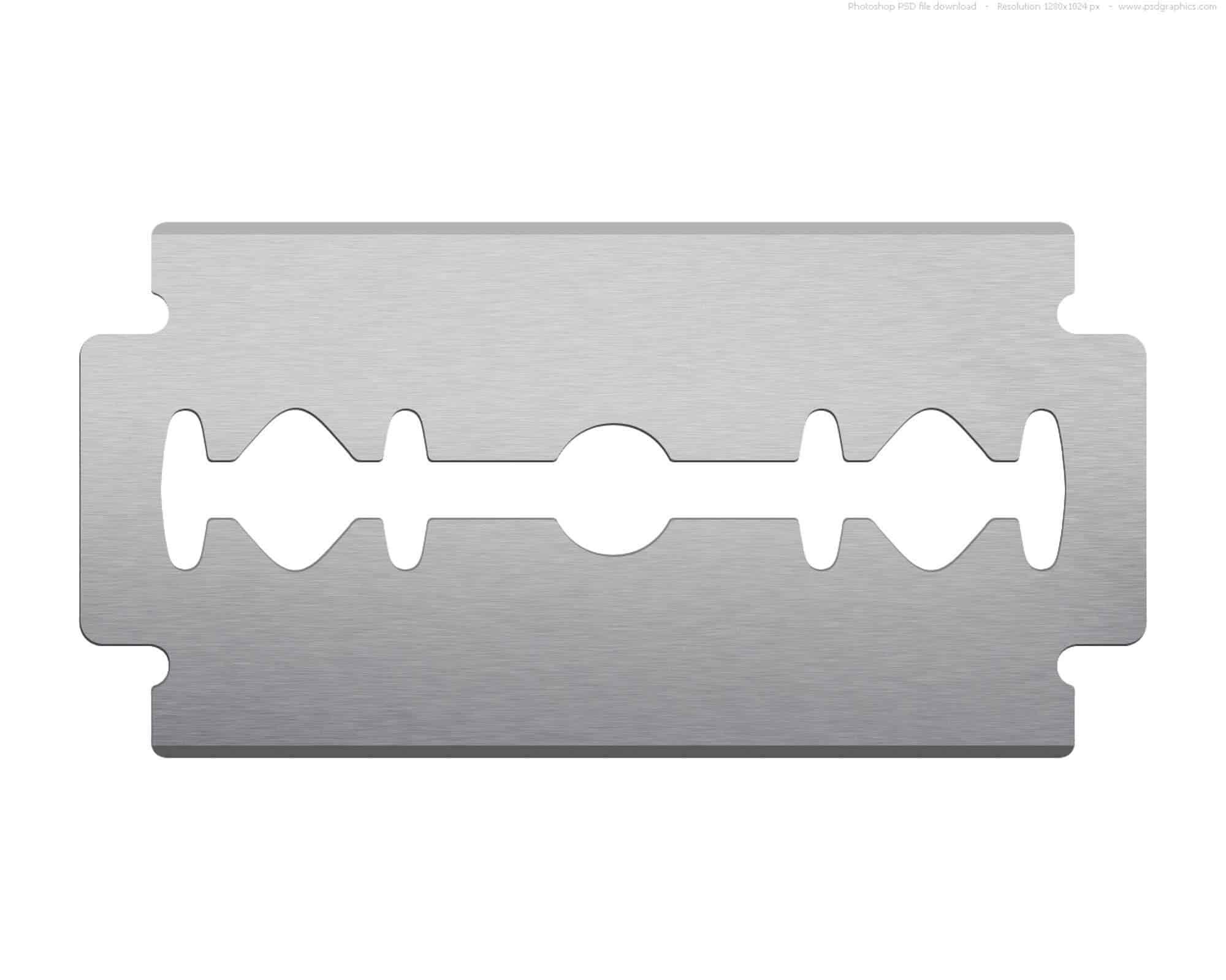 Knife Cutting Safety Clip Art
