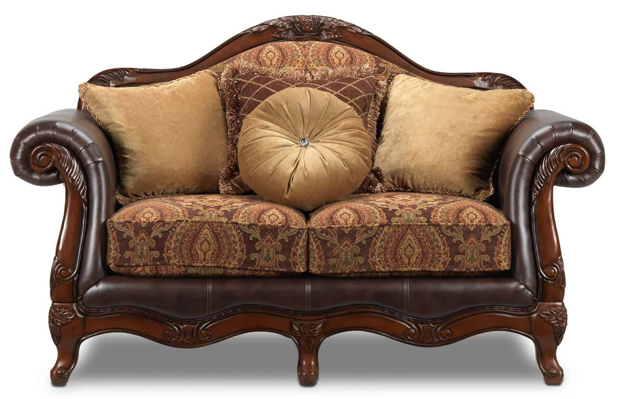 Queen Anne Living Room Furniture