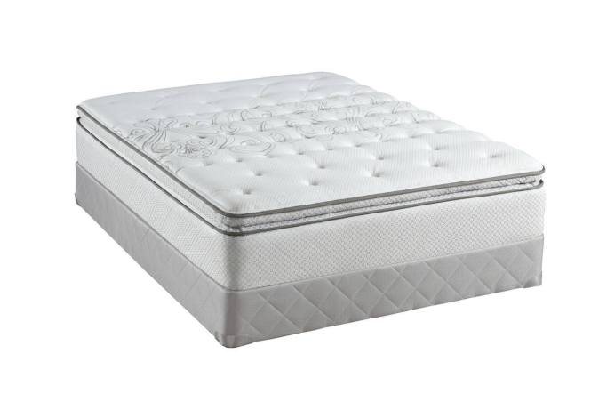Sealy Plush Pillow Top Mattress