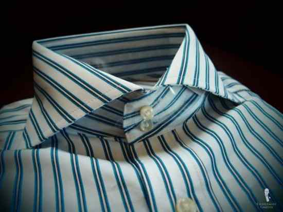 Avoid widespread Cutaway Shirt Collars