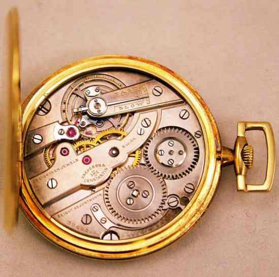 A beautiful vintage movement