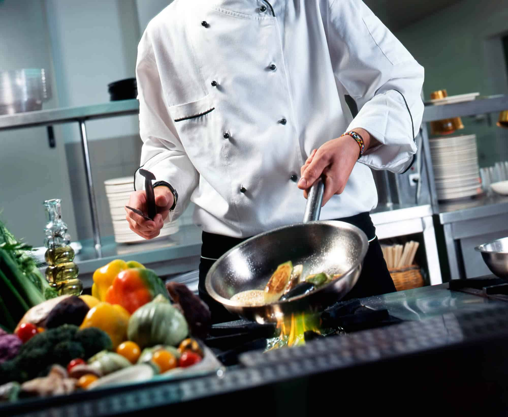 The Right Clothing For The Professional Chef