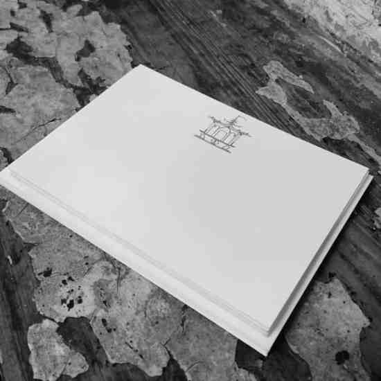 Bespoke Stationery from The Wren Press