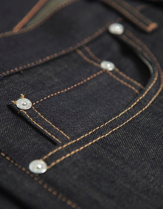 Coin pocket on a pair of jeans