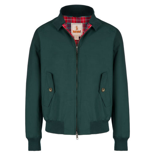 Harrington Jacket Racing Green Baracuta