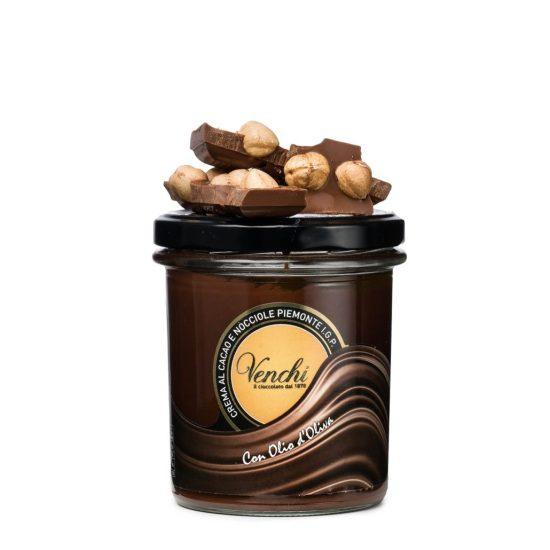 Venchi Premium Gianduja Hazelnut Spread