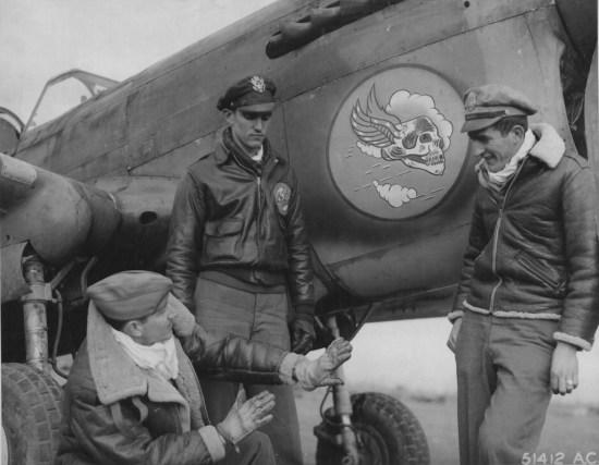 B-3 B-6 and A-2 Flight Jackets