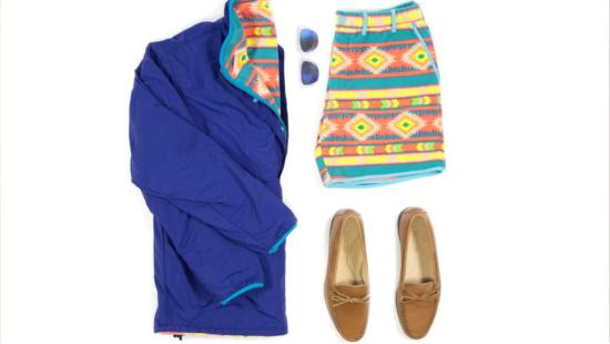 Outfit 2: Resort Look
