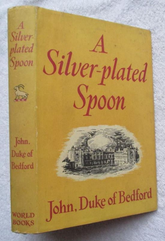 A Silver Plated Spoon