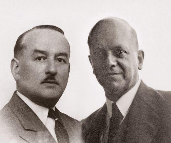 Paul Mercier and William Baume