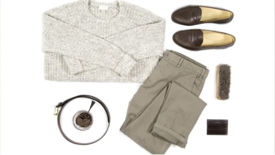 Outfit 7: Sweater