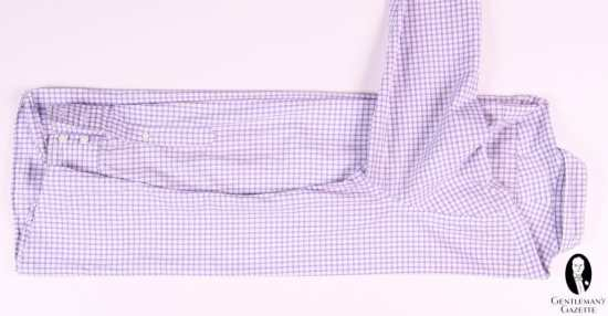 How To Fold A Dress Shirt