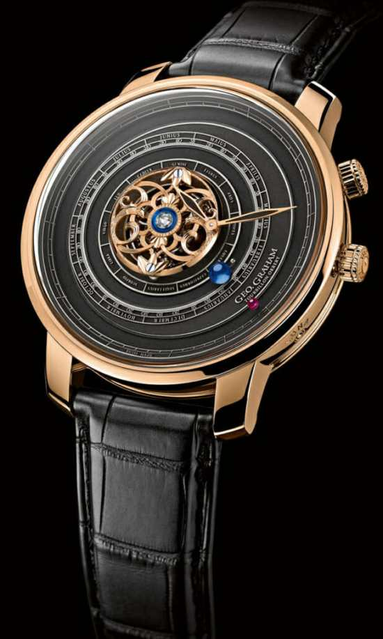 The Orrery Tourbillon
