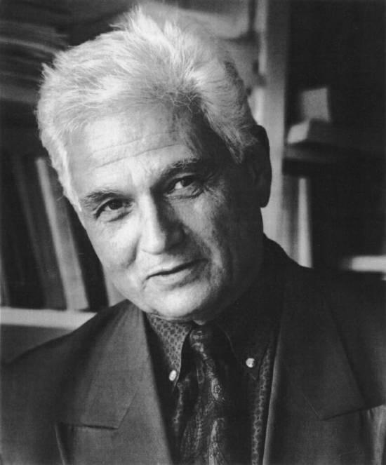 Jacques Derrida style