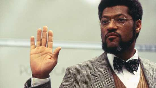 Laurence Fishburne in Higher Learning