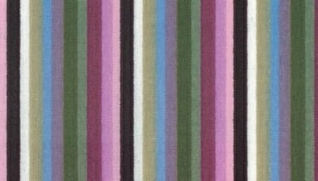 An example of Roman stripes, in various colors.