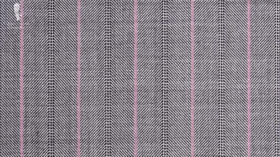 Tropical fabric up close