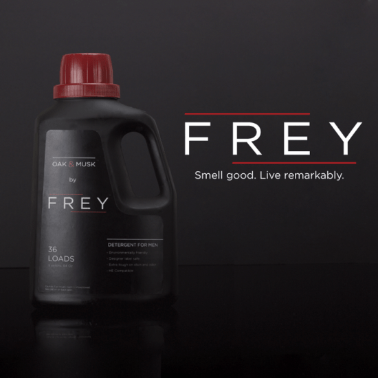 Frey detergent for men