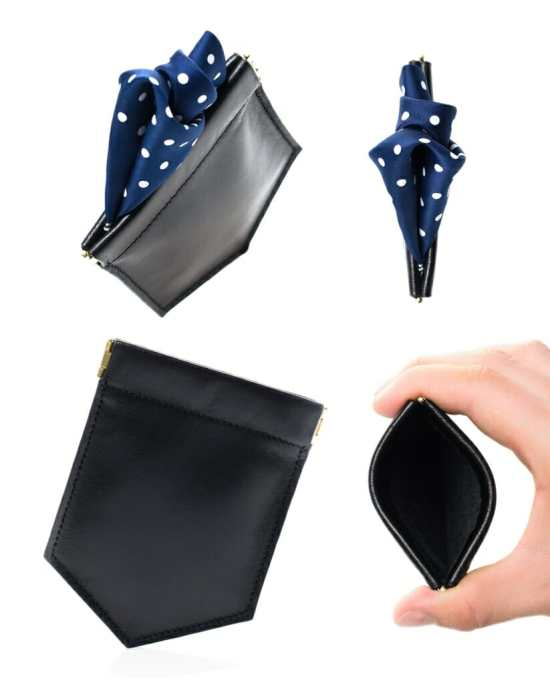 Pocket square holder