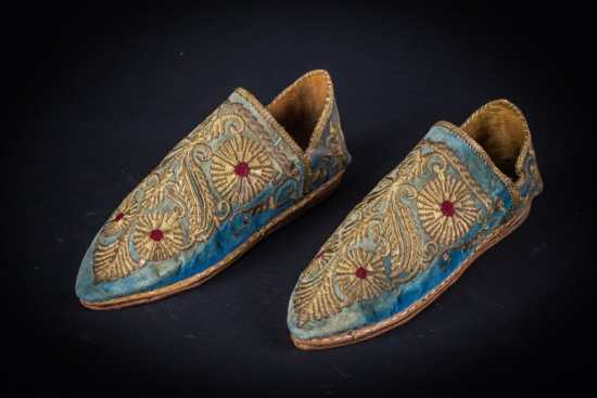 Ottoman Turkish slippers