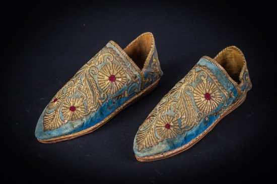 Ottoman Turkish slippers