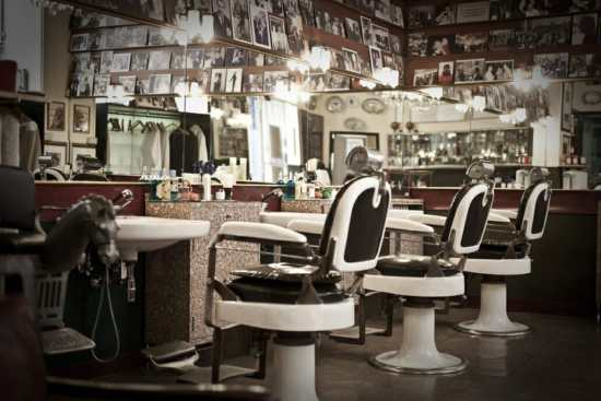 You can get your eyebrows groomed while getting your hair cut