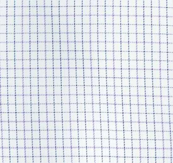 Purple and Blue Tattersall
