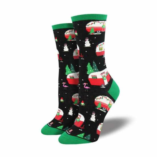 Crazy Christmas Socks