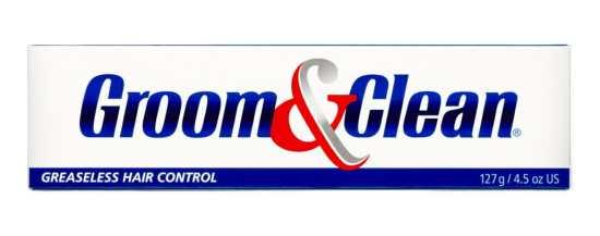 Groom & Clean
