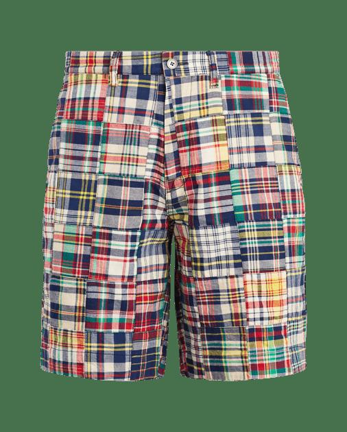 Classic Fit Madras Short