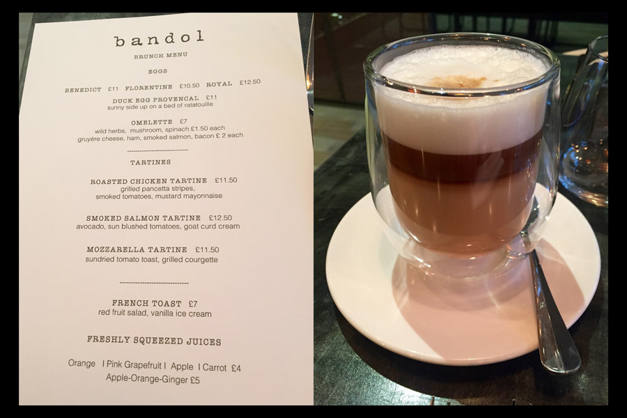 Bandol Brunch