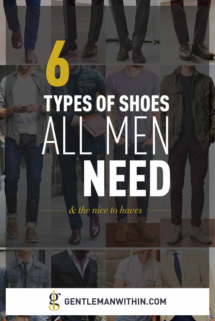 Essential Shoes For Men   GENTLEMAN WITHIN
