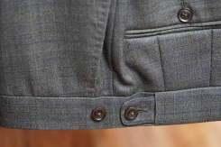 Trousers Side Tabs