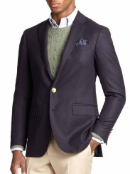 Polo Ralph Lauren Navy Blazer