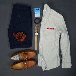 The Summer Weekender Outfit 1 | GENTLEMAN WITHIN