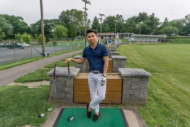 Jay Butler Goes Golfing   GENTLEMAN WITHIN