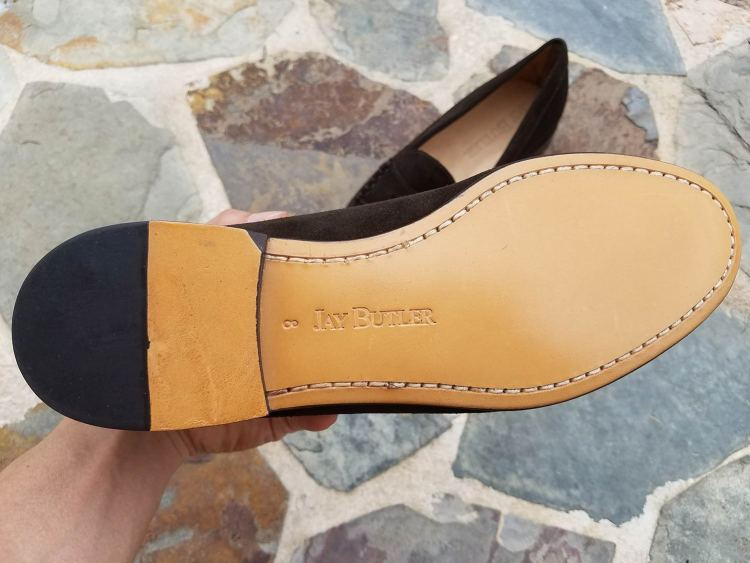 Jay Butler Leather Sole   GENTLEMAN WITHIN