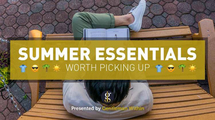Men's Summer Fashion: 31 Menswear Essentials (A Style Guide for Guys) | GENTLEMAN WITHIN