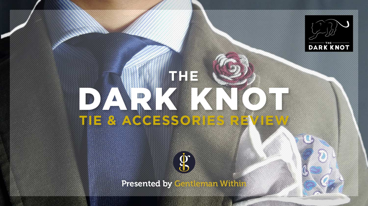 6b8d8025707c 8 Signs Of A Quality Tie: Featuring The Dark Knot | GENTLEMAN WITHIN