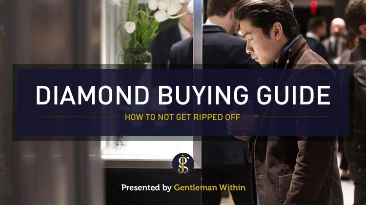 How To Not Get Ripped Off Buying A Diamond | GENTLEMAN WITHIN