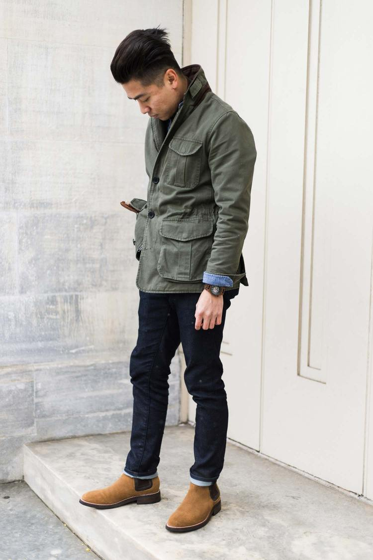 How To Wear Chelsea Boots 3