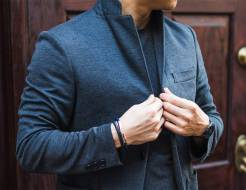 RoseGold And Black Dressed Up | GENTLEMAN WITHIN
