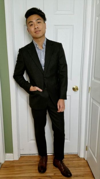 Vulture Suits Jacket FIt   GENTLEMAN WITHIN